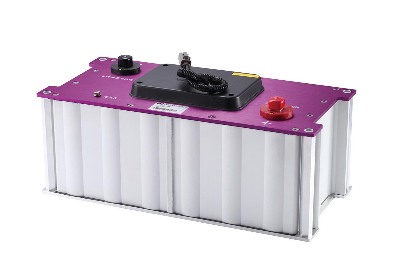 48v165f超级电容器模组